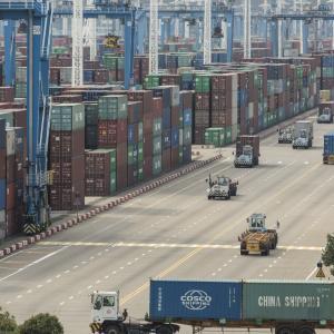 10月14日 FX 本日の相場観~中国の貿易統計が極めて悪い結果