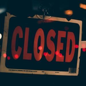 全1698店舗!コロナ不況で大量閉店する企業まとめ