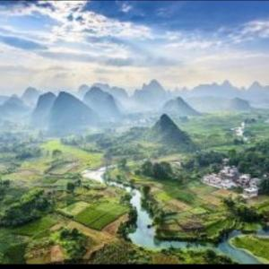 桂林の絶景を求めて