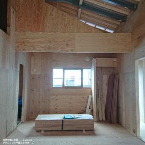 ミサワホームの家づくり⑨上棟立会い【間取り・配線位置の確認】