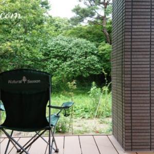 六月のリンクテラス「雨あがりの朝」