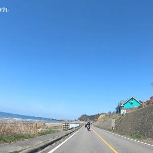 【動画】早春の日本海ドライブ「 越後七浦シーサイドライン」