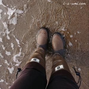 2足目バードウォッチング長靴