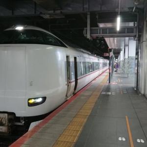 【RW2:京丹阪6】特急きのさき号で福知山へ