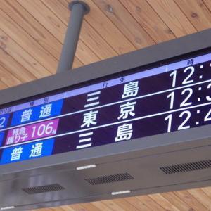 【'19 西伊豆-7】修善寺からの帰り道