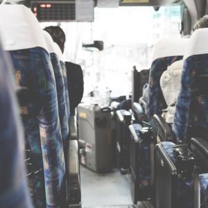 バスで前席の人のスマホ画面が丸見えでバニーガール、自衛のためにも気を付けて