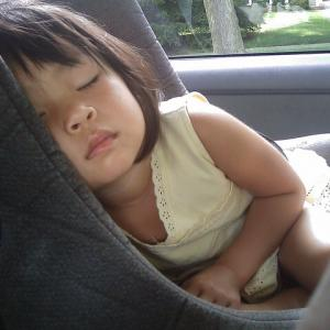 赤ちゃんとの長距離ドライブ旅行で気をつけたこと