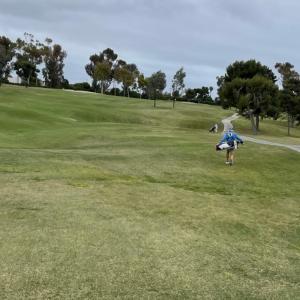 カップルゴルフDAYとトレジョと