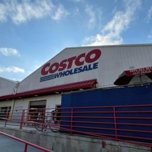 停電の夜、COSTCOも行ったよ。
