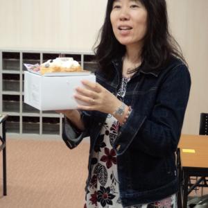鄭寿香さん 誕生日おめでとうございます!