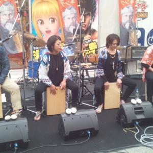 四日市ジャズフェスティバル -Zenzoプロデューサー(Beat Jungle CJ)ライヴ-