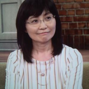 阪堂千津子先生 テレビ講座おつかれさまでした!