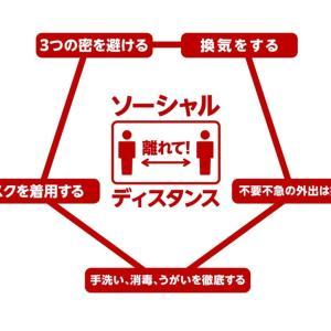 実用韓国語語彙(韓国語ではこういう)<4>「ソーシャル・ディスタンス」