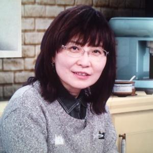 千津子先生のテレビ講座を引き続き見ています -ある生徒さんのお話も-
