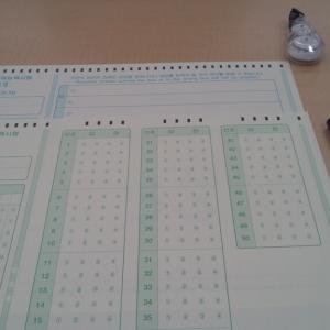 第77回TOPIK(韓国語能力試験)受けてきました(4) -作文問題で53.300字解答を最後に回した理由-