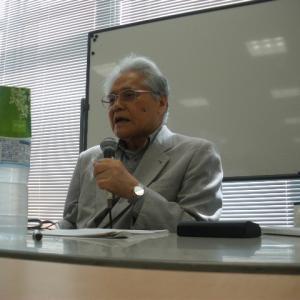 【訃報】梅田博之教授 心よりご冥福をお祈り申し上げます