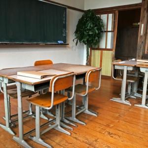感染対策!クラスの席を浄化して登校