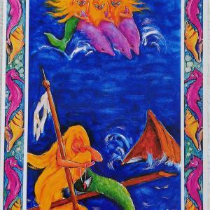 長女に多い、強がる人への人魚姫カード