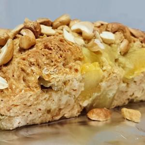卵・乳製品 白砂糖なしのりんごケーキ