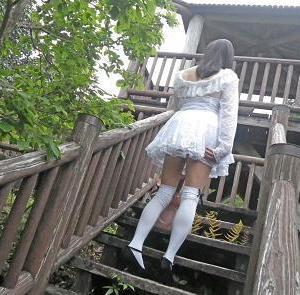 階段は注意