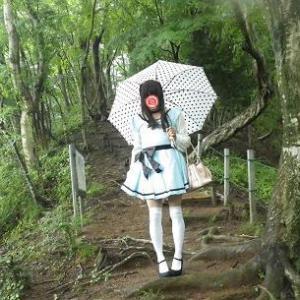 展望台 (雨の湖畔園地編)