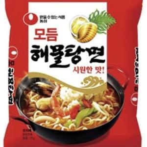 辛ラーメンだけじゃない!農心のSEAFOOD RAMEN(へムルタン麺)が美味そうな件について!