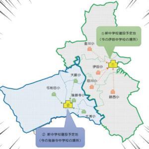 田川市が新中学校の校名を募集してるってよ! 期間は4月30日まで