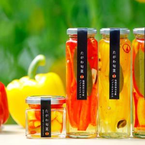 池田エライザ監督作品『夏、至るころ』に登場する「パプリカピクルス」が商品化! 道の駅や伊田駅でも買えるってよ!
