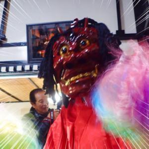 【豆40キロ】三井寺の豆まきに150人が参加! 大迫力の鬼が登場してスッゲー盛り上がったぞ!