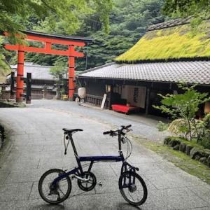 BD-3で行く京都嵐山・嵯峨野