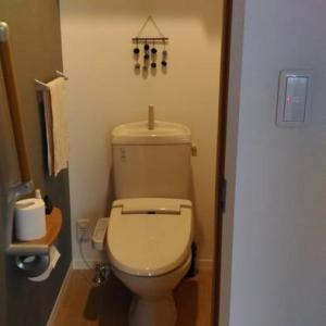 賃貸トイレのインテリアは掃除しやすくシンプルに