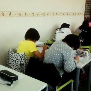 彩北進学塾の冬期講習について
