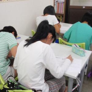 2学期期末テスト対策授業実施
