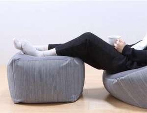 無印の人間をダメにするソファ、大と小ならどっちがいい?