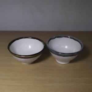 手びねりのご飯茶碗
