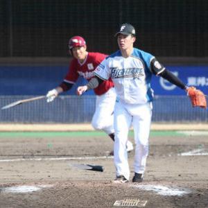 【野球】日ハム・吉田輝星が対外試合初登板 1回1安打無失点 最速146キロ