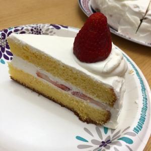 ケーキミックスからショートケーキもどきを作ろう