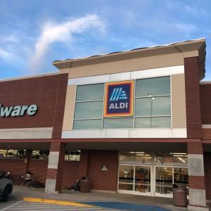 スーパーでお買い物㉓:ALDIは美味しい、チョコとかマグロとか・・・
