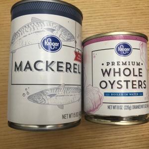 Krogerで買える日本的生活②:缶詰・調味料とか