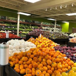 New!オープンの韓国スーパー:Galleria Mart