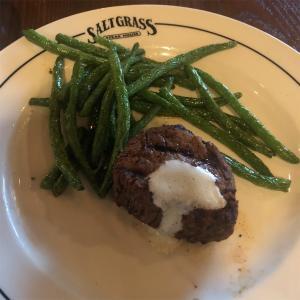 再度のステーキ!:Saltgrass The Original Texas Steakhouse