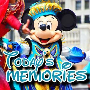 TDS 【Today's memories】〜秋と真夏のREMIX〜