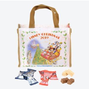 TDR【共通クリスマス チョコレートバッグ】再販