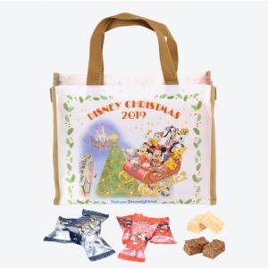 TDR【共通クリスマス チョコレートバッグ】品切れ