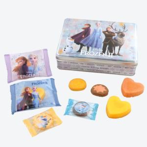 TDR【アナと雪の女王 アソーテッドスウィーツ缶】再販