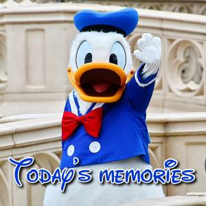 TDL 【Today's memories】〜未来への切符〜