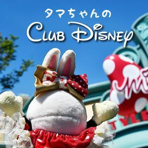TDR【タマちゃんのclub disney♡】