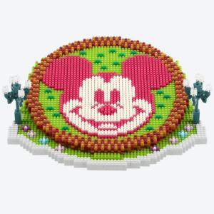 TDR【ミッキー花壇 ナノブロック】本日発売
