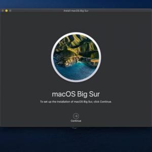 MacOS Big Surに早速アップデート!気になるiPhoneのバックアップはどうなる?