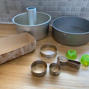 【RE】時々しか使わない「お菓子作り用品」の整理と収納